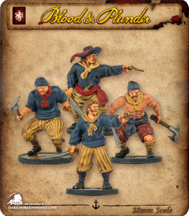 Blood & Plunder: European - Sailors Unit