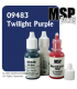 Master Series Paint: Bones Colors - 09483 Twilight Purple (1/2 oz)