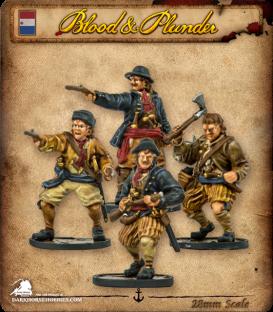 Blood & Plunder: Dutch - Enter Ploeg Unit