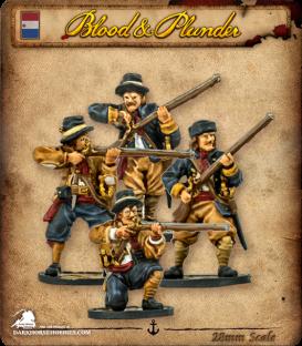 Blood & Plunder: Dutch - Kapers Unit