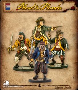 Blood & Plunder: Dutch - Zeelieden Unit