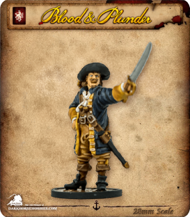 Blood & Plunder: European - Reformado Commander