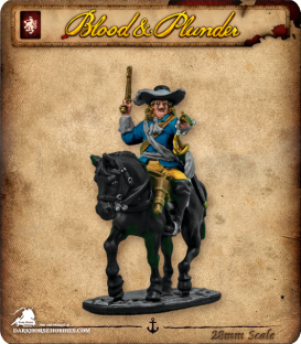 Blood & Plunder: European - Mounted Commander