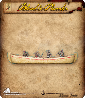 Blood & Plunder: Canoa