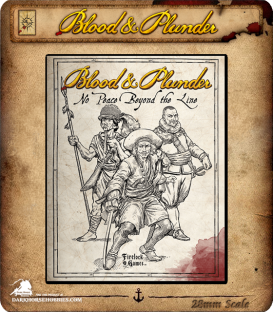 Blood & Plunder No Peace Beyond the Line Expansion Book