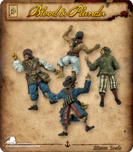 Blood & Plunder: Casualty Markers