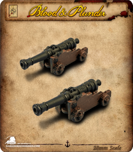 Blood & Plunder: Heavy Cannon
