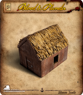 Blood & Plunder: Thatched House