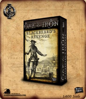 Oak & Iron: Black Beard's Revenge Expansion