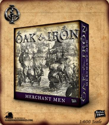 Oak & Iron: Merchantmen Expansion