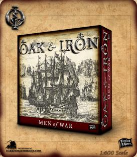 Oak & Iron: Men of War Expansion