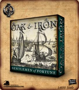 Oak & Iron: Gentlemen of Fortune Expansion