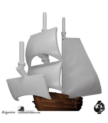 Oak & Iron: Core Box (Brigantine)