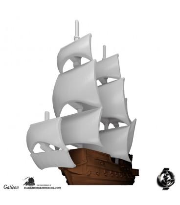 Oak & Iron: Merchantmen Expansion (Galleon)