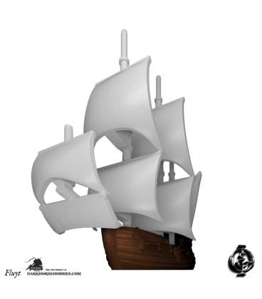 Oak & Iron: Merchantmen Expansion (Fluyt)