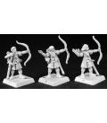 Warlord: Crusaders - Ivy Crown Archers, Crusaders Adept (9-pack) (unpainted)