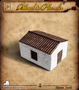Blood & Plunder: Tiled House