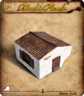Blood & Plunder: Square House