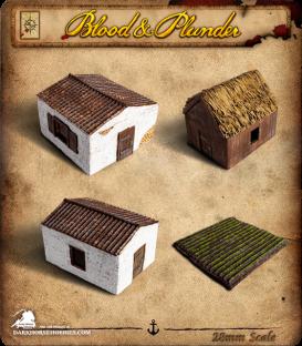 Blood & Plunder: Village Bundle