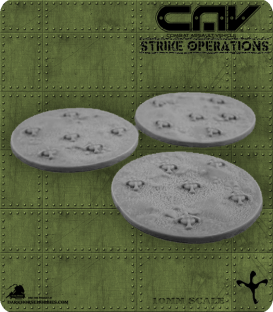 CAV Battlefield Terrain: [SO] AP/AT Minefield