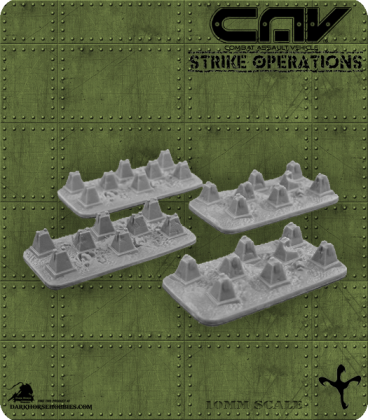 CAV Battlefield Terrain: [SO] Dragonteeth