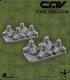 CAV Battlefield Terrain: [SO] Tetrapods
