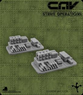 CAV Battlefield Terrain: [SO] Ammo Dump