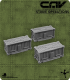 CAV Battlefield Terrain: [SO] Short Shipping Container