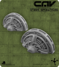 CAV Battlefield Terrain: [SO] Power Generator