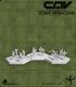 CAV Miniatures: [SO] LA Infantry (Rifle)