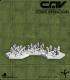 CAV Miniatures: [SO] LA Infantry (Medium Mortar)