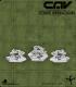 CAV Miniatures: [SO] PA Infantry (Light Mortar)