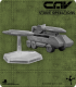 CAV Miniatures: [SO] Ripper Missile System (Vehicle)
