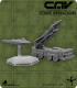 CAV Miniatures: [SO] Whisper Missile System (Vehicle)