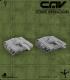 CAV Miniatures: [SO] Hunter (Tank)
