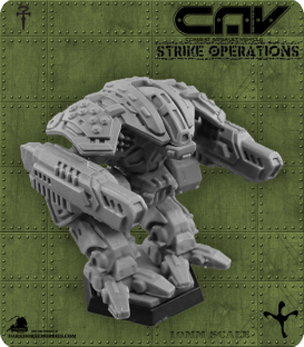 72303 Pillager CAV (C.A.V. Strike Operations) Gaming Miniature