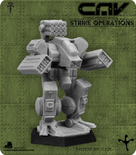 72206 Specter CAV (C.A.V. Strike Operations) Gaming Miniature