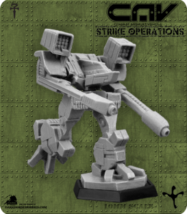 72207 Wight CAV (C.A.V. Strike Operations) Gaming Miniature
