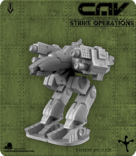 72215 Voodoo CAV (C.A.V. Strike Operations) Gaming Miniature