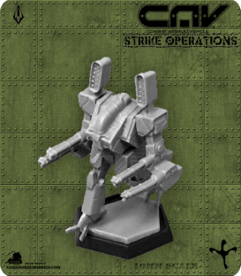 72216 Vanquisher B CAV (C.A.V. Strike Operations) Gaming Miniature