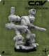CAV Miniatures: [SO] Dictator B