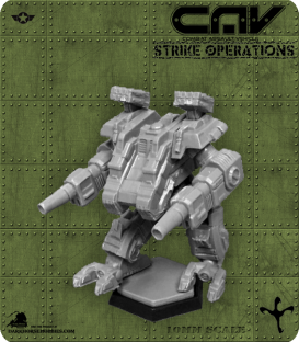 72210 Thunderbird CAV (C.A.V. Strike Operations) Gaming Miniature