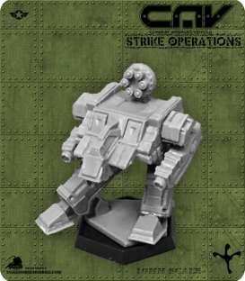 72209 Talon CAV (C.A.V. Strike Operations) Gaming Miniature