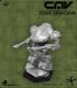 CAV Miniatures: [SO] Archer