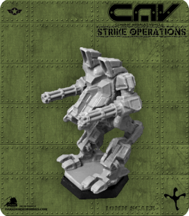 72228 Starhawk VI CAV (C.A.V. Strike Operations) Gaming Miniature