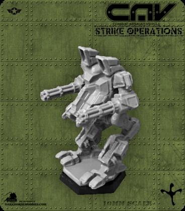 72228 Starhawk VI CAV (C.A.V. Strike Operations) Gaming Miniature