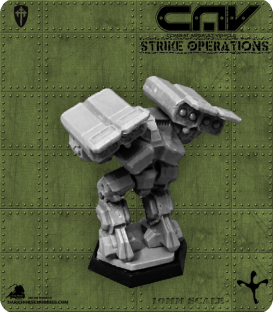72230 Silverback CAV (C.A.V. Strike Operations) Gaming Miniature
