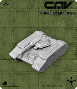 72239 Wolf AFV (C.A.V. Strike Operations) Gaming Miniature