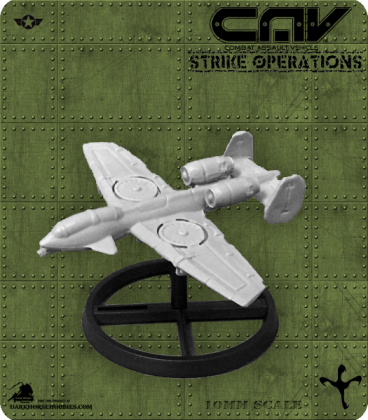 72242 Tsuiseki Aircraft (C.A.V. Strike Operations) Gaming Miniature
