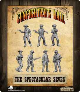 Gunfighter's Ball: The Spectacular Seven Pack